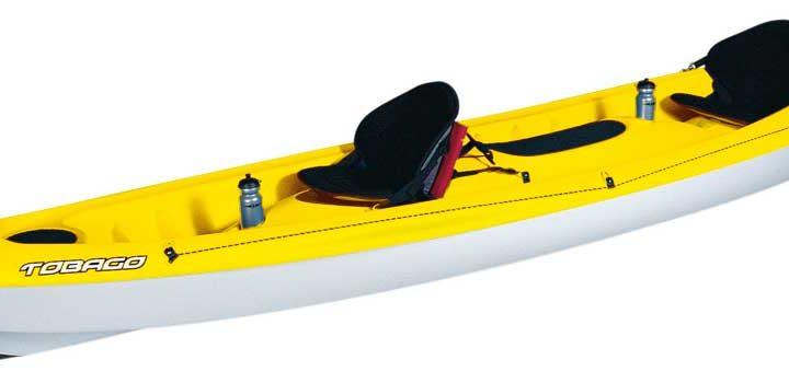 TOBAGO, il family kayak